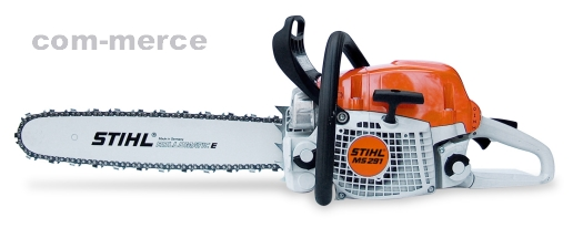 New all round chain saws the ms 271 and ms 291 car - Stihl ms 291 ...
